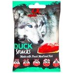 Снеки Alpha Spirit для собак зі смаком качки 50г