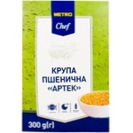 Крупа пшеничная METRO Chef Артек 4*75г
