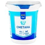 Metro Chef Sour Cream 15% 350g