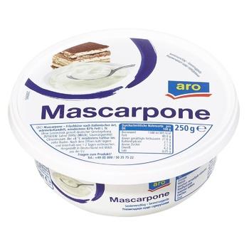 Aro Soft Mascarpone Cheese 250g