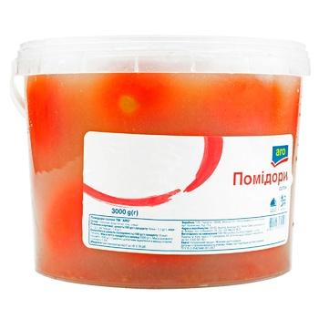 Aro salty tomatoes 3000g