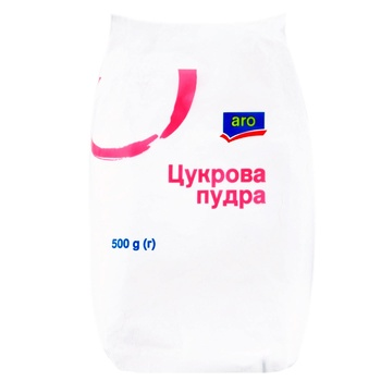 Пудра сахарная Aro 500г