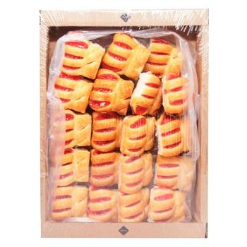 Печиво Rioba Шалене полуниця 400г