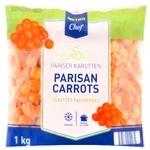 Морква паризька Metro Chef заморожена 1кг