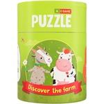 Пазл Dodo Mon Puzzle Кто живет на ферме