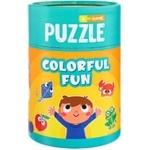 Dodo Mon Puzzle Colorful Fun