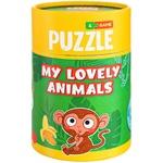 Пазл Dodo Mon Puzzle Мої чарівні тварини