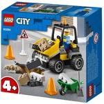 Lego City Roadwork Truck Constructor