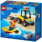 Конструктор Lego City Вездеход пляжных спасателей