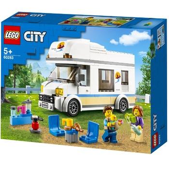 Конструктор Lego City Holiday Camper Van - купить, цены на Ашан - фото 1