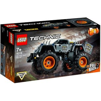 Lego Technic Max-D Monster Jam Constructor - buy, prices for Metro - photo 2