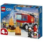 Lego City Fire Ladder Truck Constructor