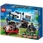 Конструктор Lego City Police Prisoner Transport