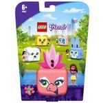 Конструктор Lego Friends Куб-фламинго с Оливией