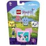 Lego Friends Cube Сat with Stephanie Constructor