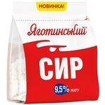 Сыр Яготинский кисломолочный 9,5% 200г