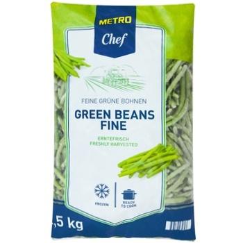 Фасоль Metro Chef зеленая очищенная 2,5кг