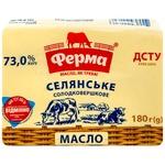 Ferma Selyanske Sweet Cream Butter 73% 180g