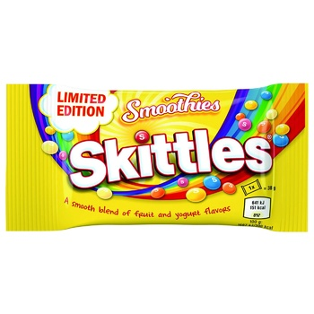 Драже Skittles Смузи 38г