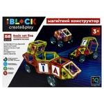 Игрушка Iblock Контруктор магнитный