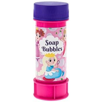 Пузыри мыльные DoDo Принцессы 60мл