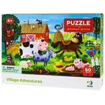DoDo Rural Adventures Puzzles 60 Elements