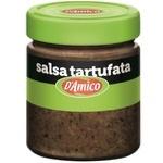 Соус сальса D'Amico Salsa Tartufata з трюфелем 500г