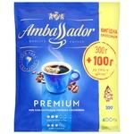 Кава Ambassador Premium розчинна 400г