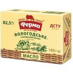 Ferma Vologda Sweet Cream Butter 82,5% 180g