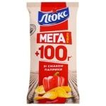 Lux Paprika Flavored Potato Chips 233g