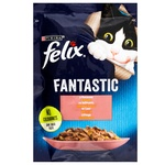 Food Felix salmon in jelly for cats 85g Hungary