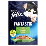 Food Felix rabbit in jelly for cats 85g Hungary