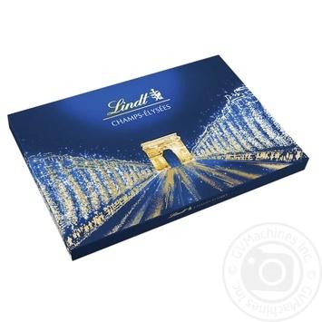 Цукерки Lindt Єлисейські поля шоколаднi асорті 469г - купити, ціни на МегаМаркет - фото 1