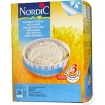 Хлопья рисовые Нордик 800г