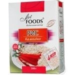 Рис Камоліно Art Foods 4*125г