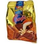 Вафли Бисквит-шоколад Софі с шоколадом 170г Украина