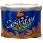 Суміш ядер горіхів Castania ж/б 75г
