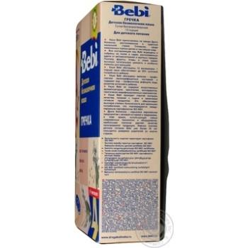 Каша Bebi безмолочная гречка 200г - купить, цены на Ашан - фото 2