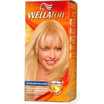 Фарба для волосся Wellaton Maxi Single Blondierung