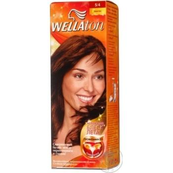 Фарба для волосся Wellaton Maxi Single 5/4 Каштан