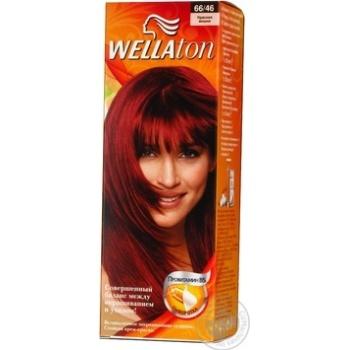Фарба для волосся Wellaton Single 66/46 Червона вишня