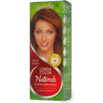 Фарба для волосся Londa Trend Сolor Naturals 11/7 Мигдаль