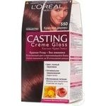 Фарба для волосся Loreal Casting 550 Червоне дерево