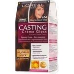 Фарба для волосся Loreal Casting 634 Каштановий мед