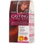 Фарба для волосся Loreal Casting 645 Янтар
