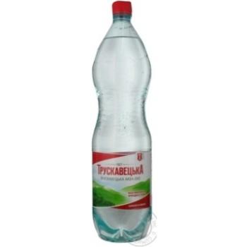 Минеральная вода Трускавецкая сильногазированная 1500мл