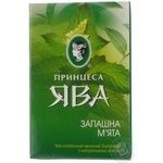 Green pekoe tea Princess Java Sweet Mint 90g Ukraine