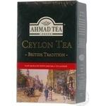 Чай чорний середньолистовий Ahmad 100г