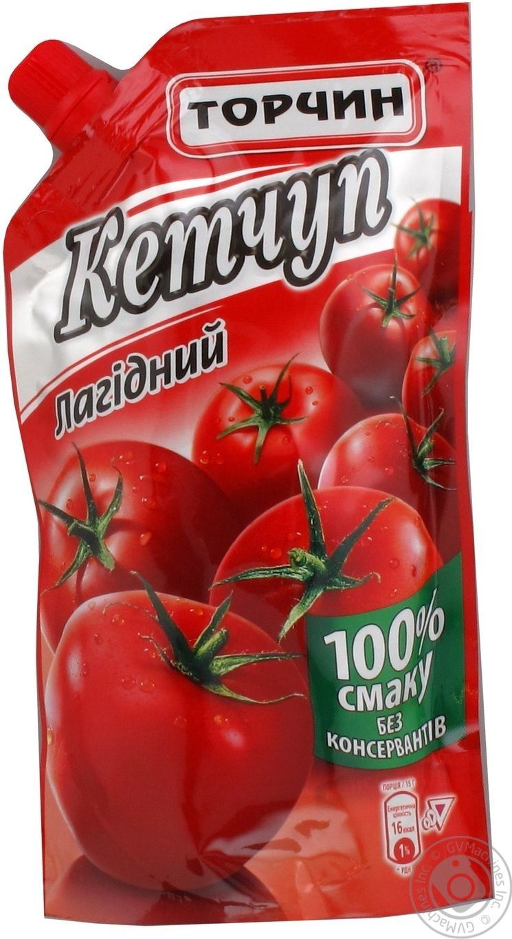 torchin delicate ketchup → canned food and seasonings → ketchup torchin delicate ketchup