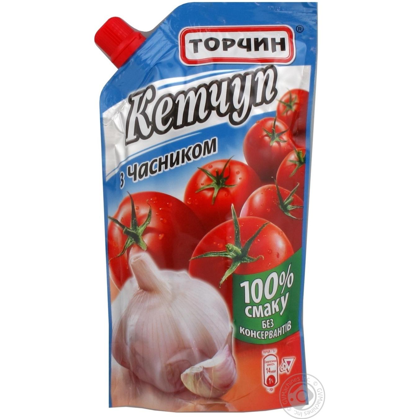 torchin garlic ketchup rarr canned food and seasonings rarr ketchup torchin garlic ketchup